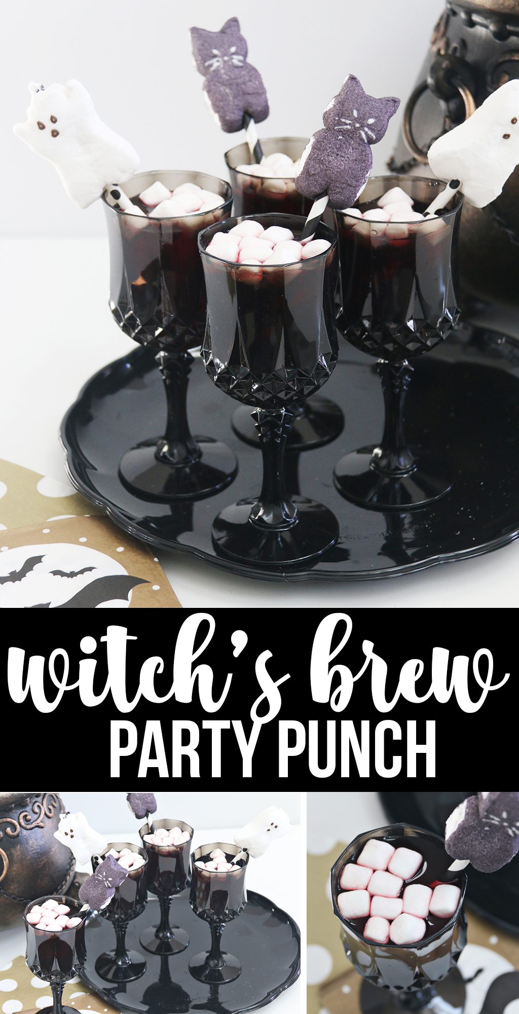 Witch's Brew Party Punch