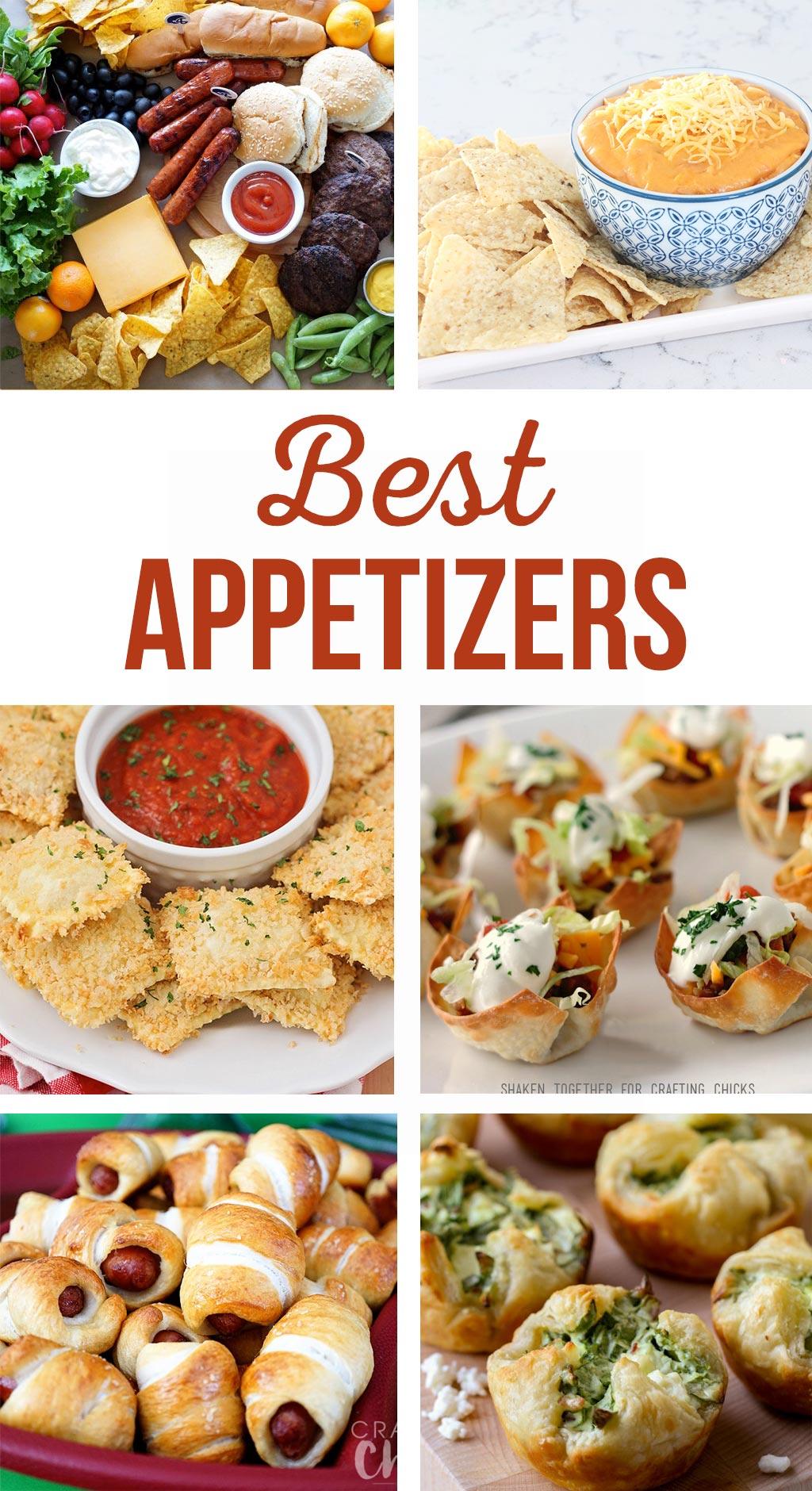 Best Appetizers