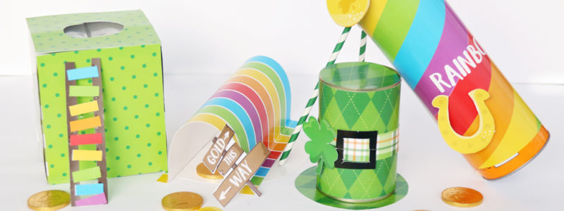 Leprechaun Trap Printables