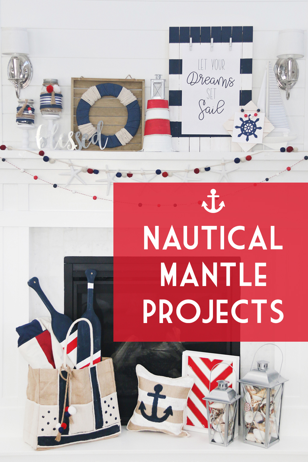 Nautical Mantle Projects