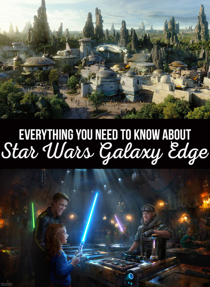 Everything you need to know about Star Wars Galaxy Edge