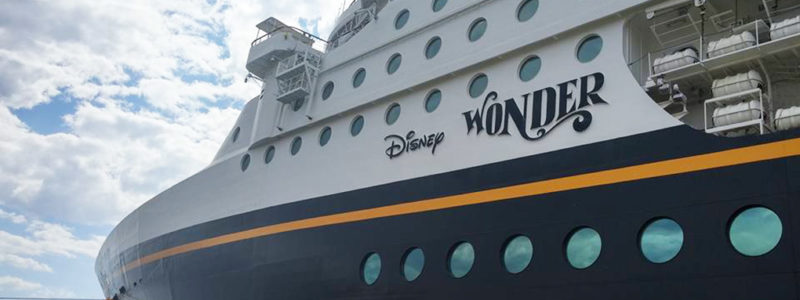 New Disney Cruise Line Itineraries