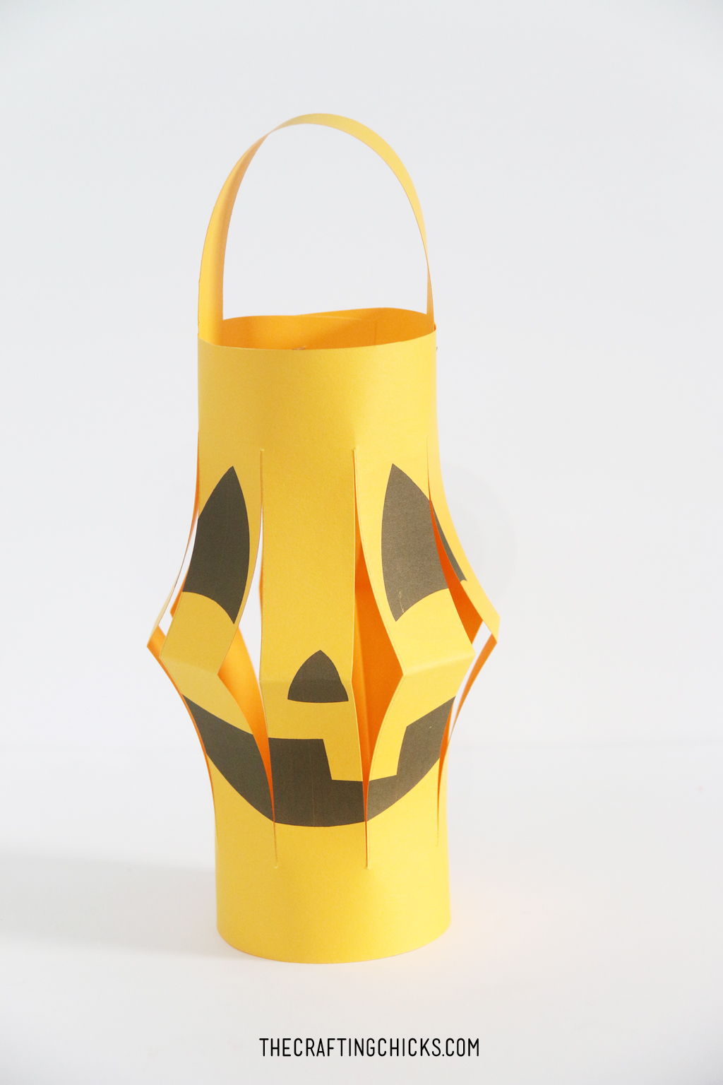 Halloween Paper Lantern Prints! Create Ghosts, Pumpkins or Monsters!