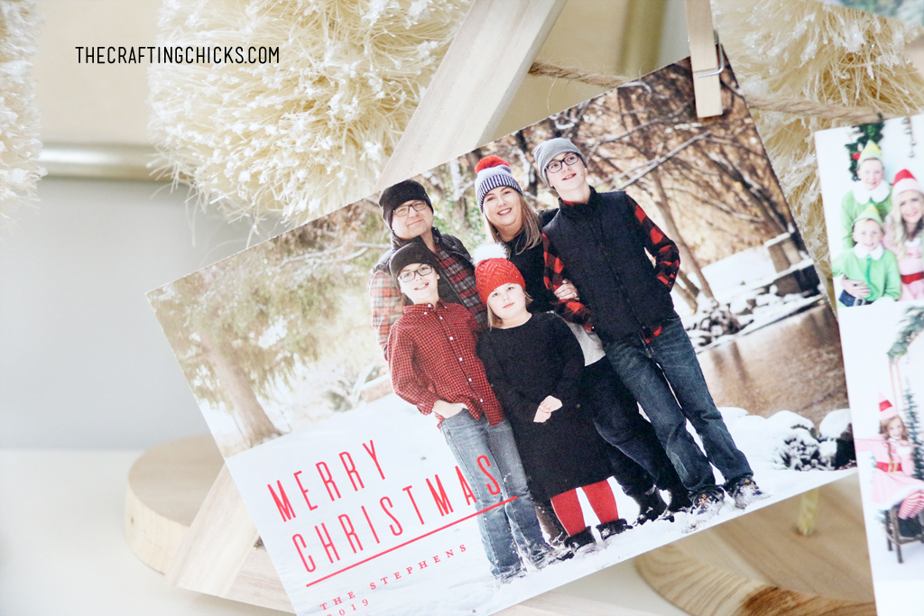 There is a festive Christmas Card option for every style. And  you can personalize by changing greetings, colors and fonts so you are sure you love what you choose!