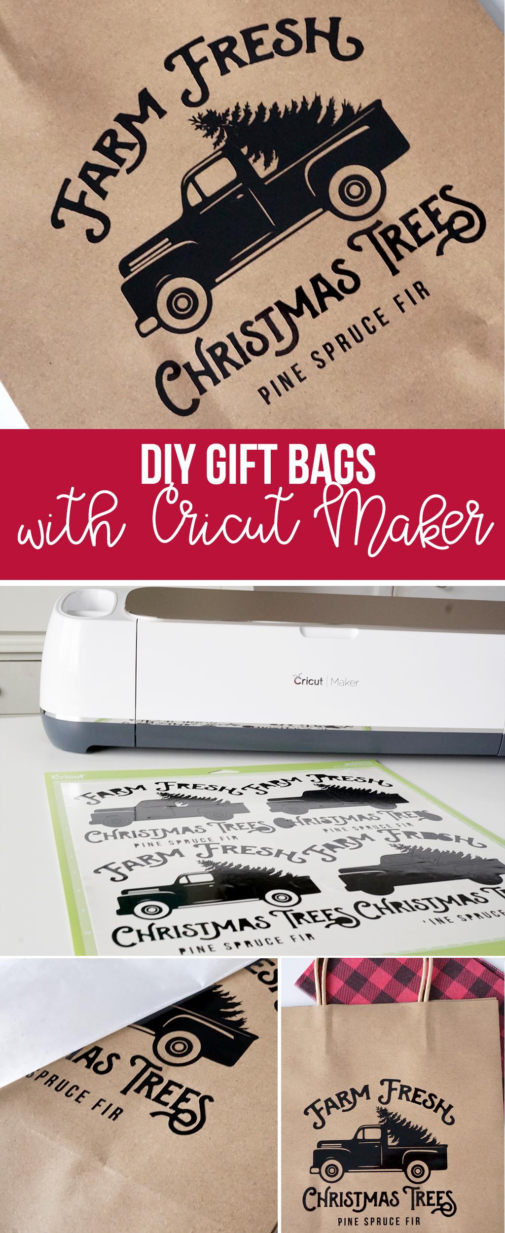 Farm Fresh DIY Gift Bags