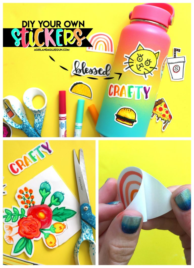 Make your own stickers
