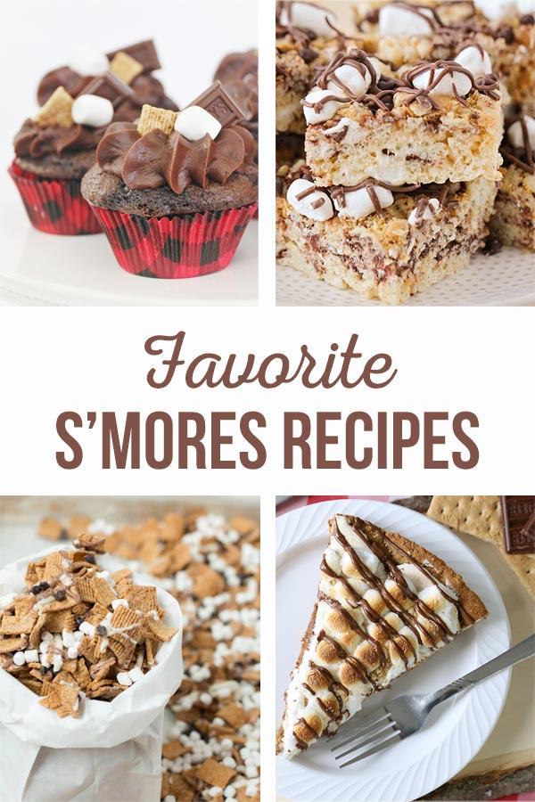 Rice Cooker Recipes smores recipes