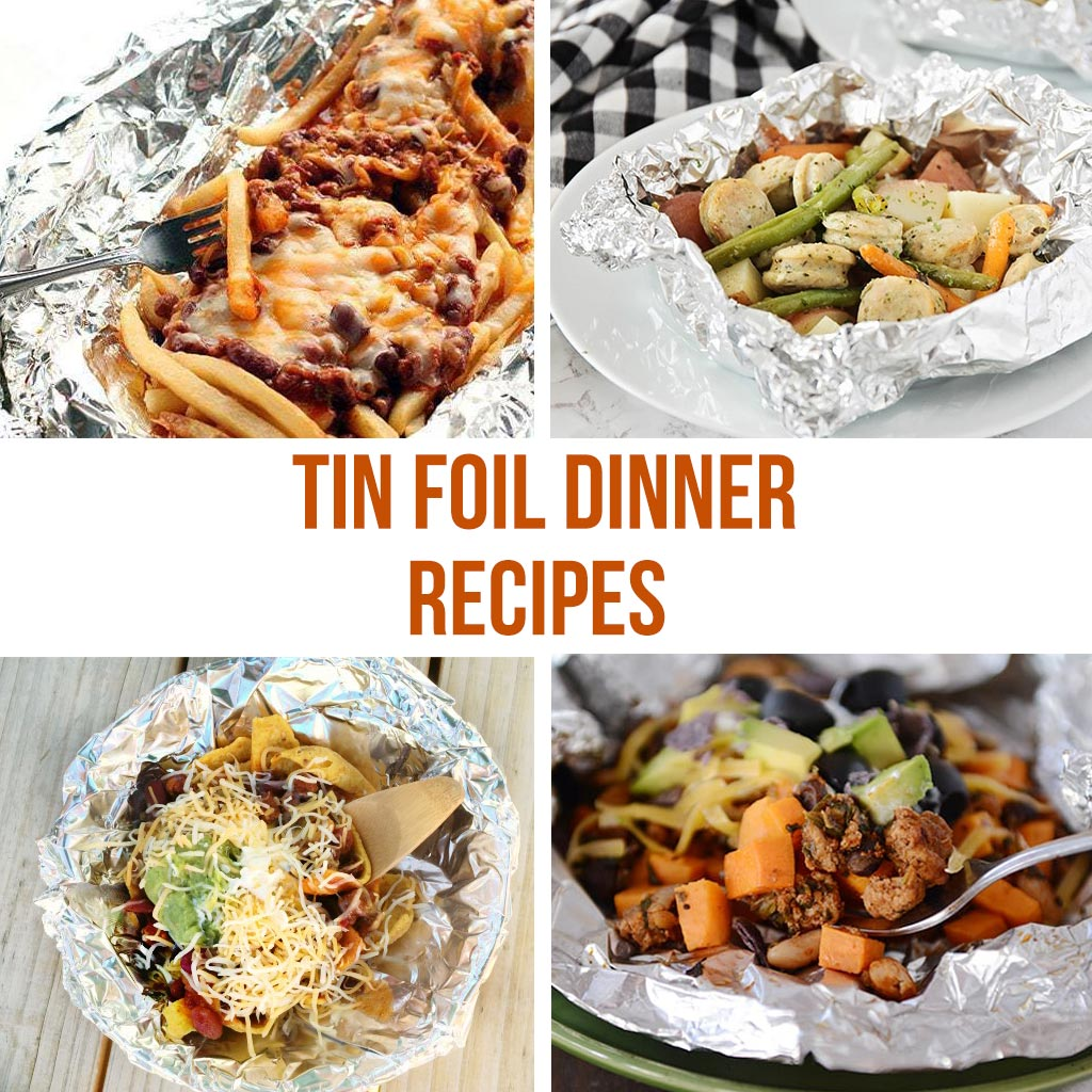 tin foil dinner recipes