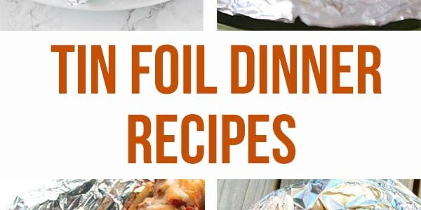 tin foil dinner recipes