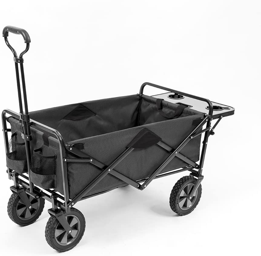 Gray Sports Collapsible wagon