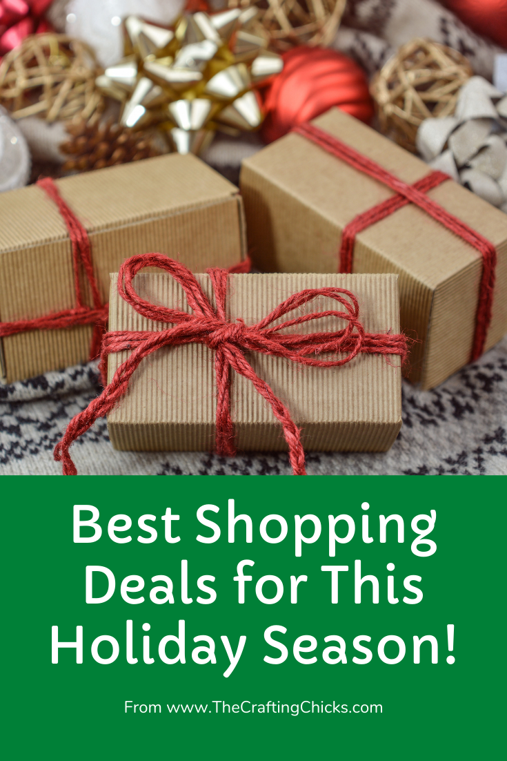 Brown paper wrapped packagers under a Christmas tree. Finding the best Shopping deals