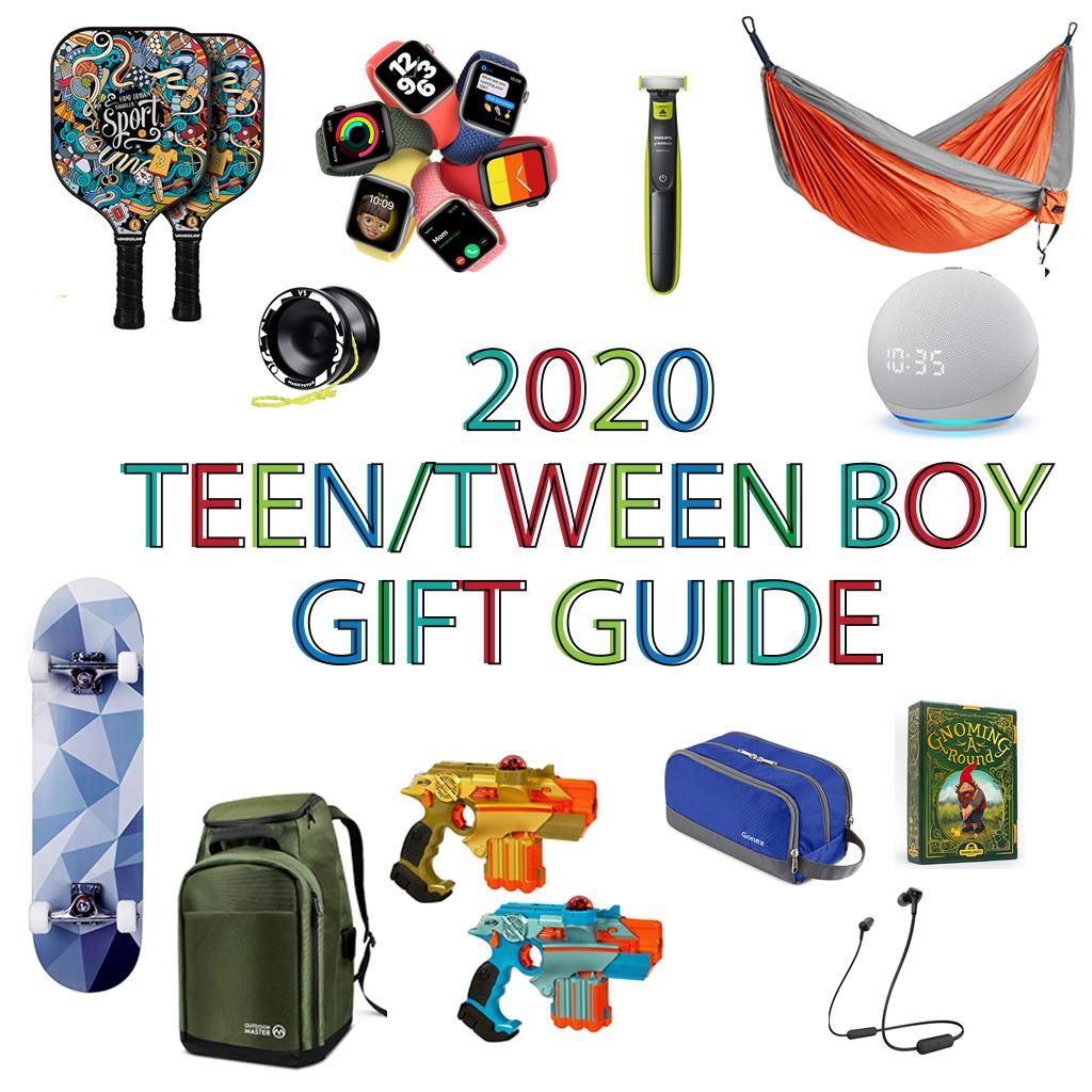 boy gift guide 2020