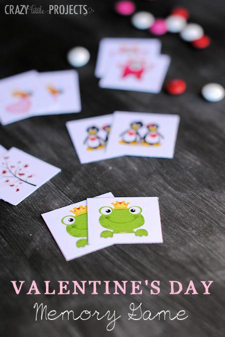 printable valentine games