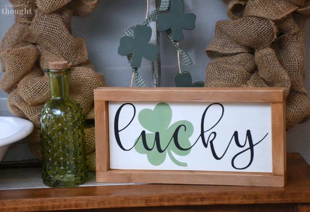 st. patrick's day cricut projects