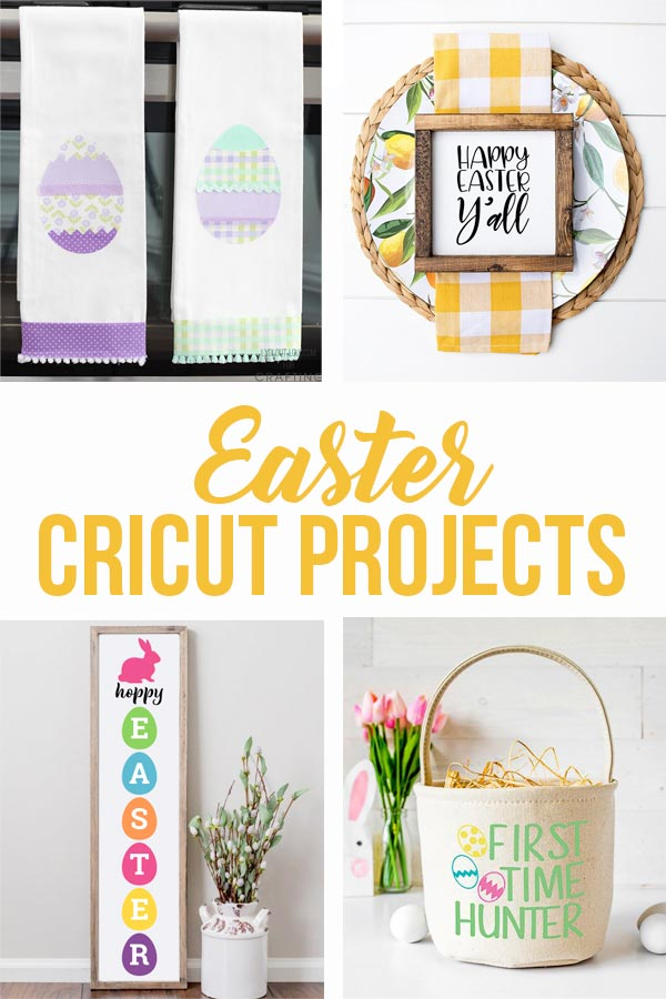 easter cricut projects