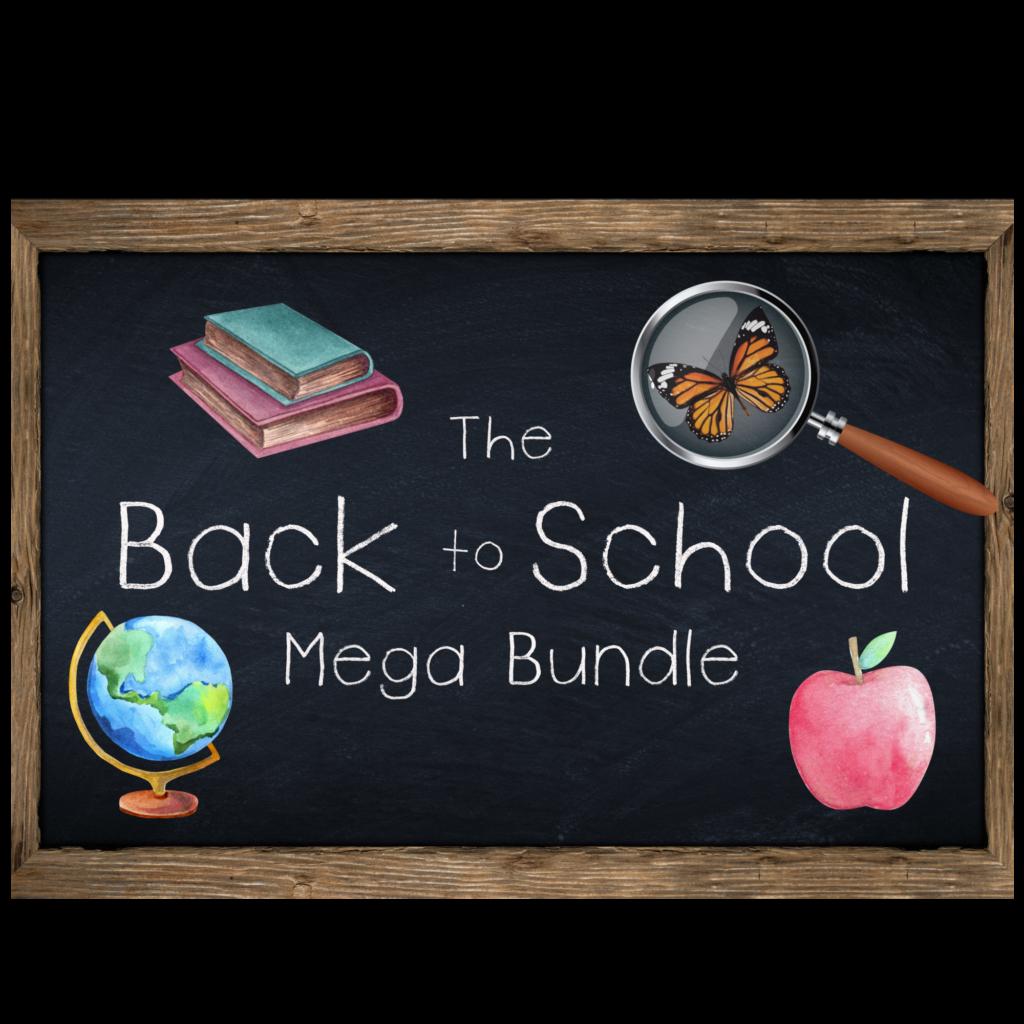 Back to School Mega Bundle Image